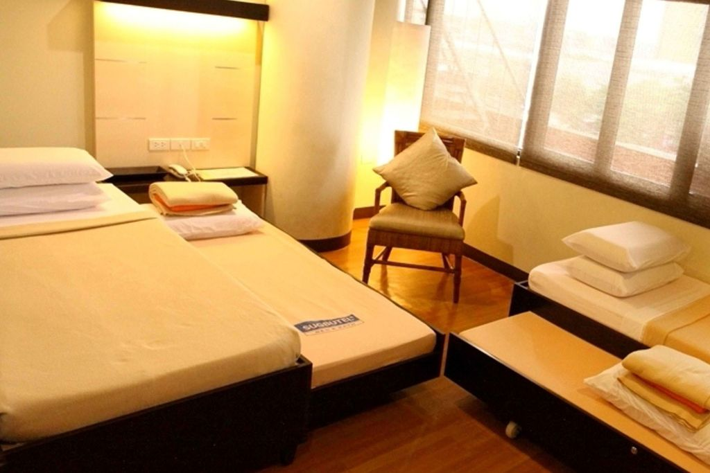 Rooms | Sugbutel Family Hotel